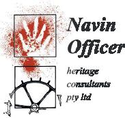 Navin Officer Heritage Consultants logo