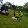 P1010075 (Aboriginal test excavation augering)