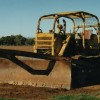 TB Dozer with tree Bar 1996