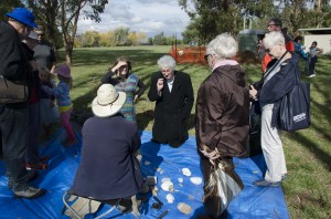 Springbank Archaeology Project open day